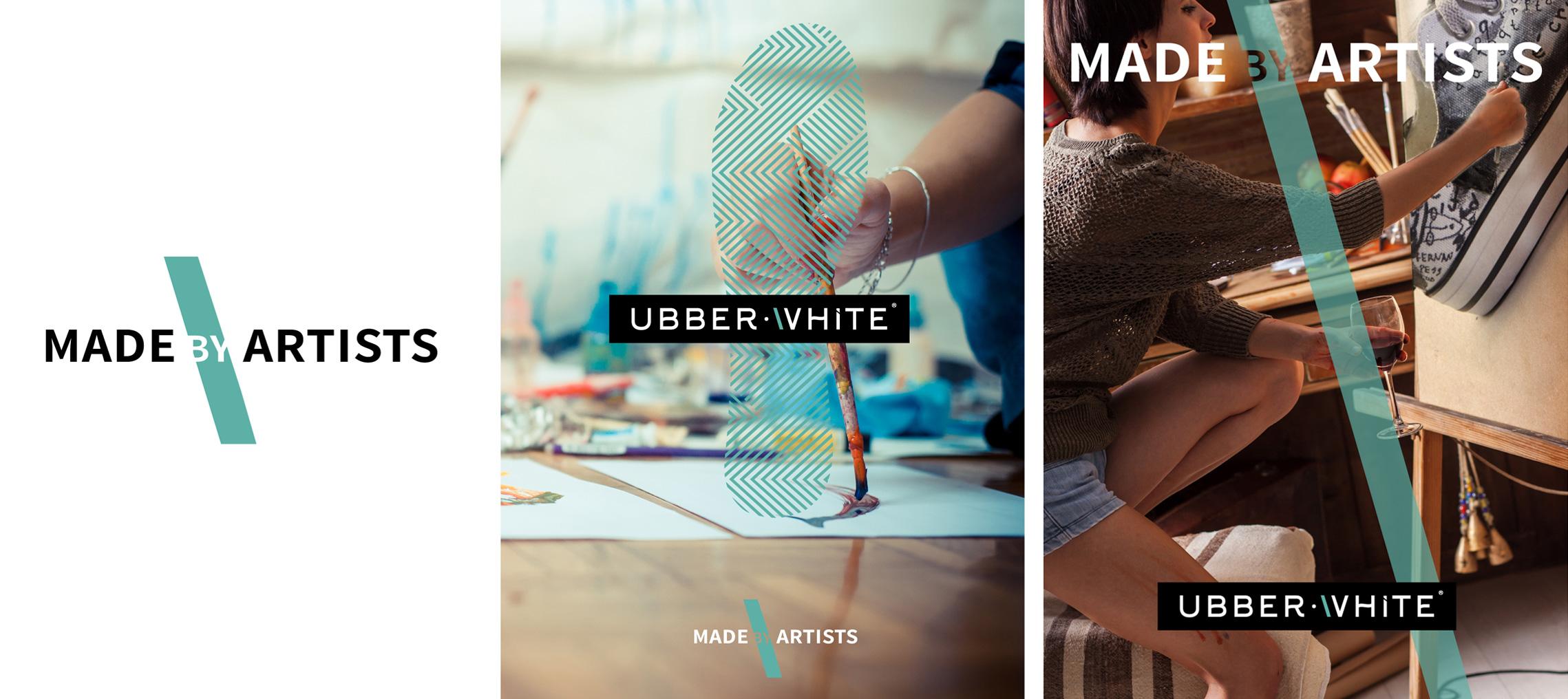 UBBER WHITE