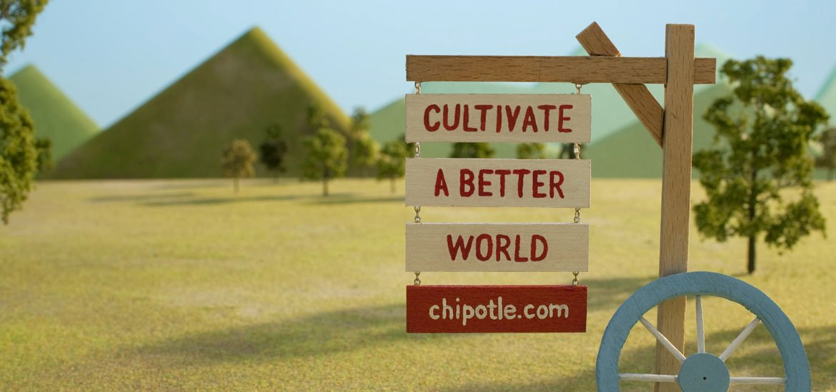 Chipotle – A dream and a transmedia storytelling strategy to change the fast food industry!