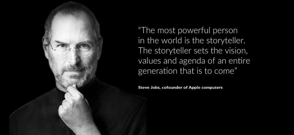 O papel das histórias na estratégia de comunicação
