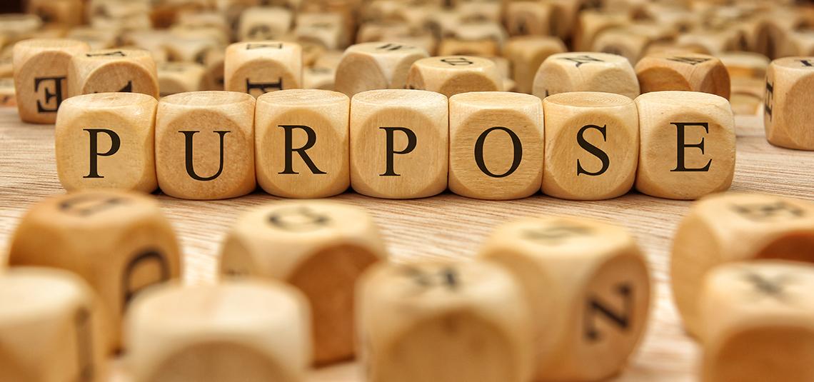 Design builds purpose